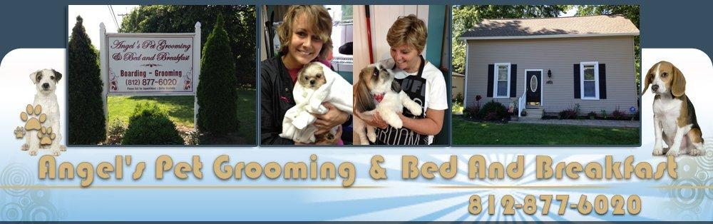 Pet Grooming - Terre Haute, IN - Angel's Pet Grooming & Bed And Breakfast