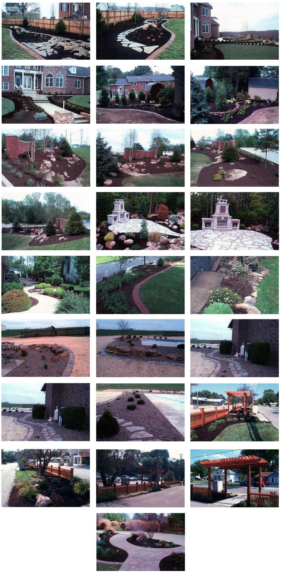 Landscape Design | Bedford, IN | Creative Environments, Inc. | 812-279-3224