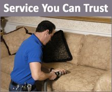 Furniture Cleaning Service - Bemidji, MN - Majestic Carpet & Upholstery Care