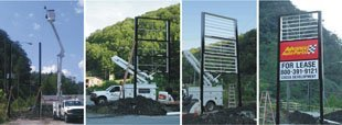 Farha Signs - Beckley, WV - lighted signs
