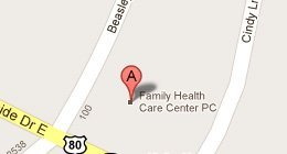 Family Health Care Center PC 23702 Hwy 80 E Statesboro, GA 30459