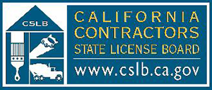 California Contractors State License Board logo