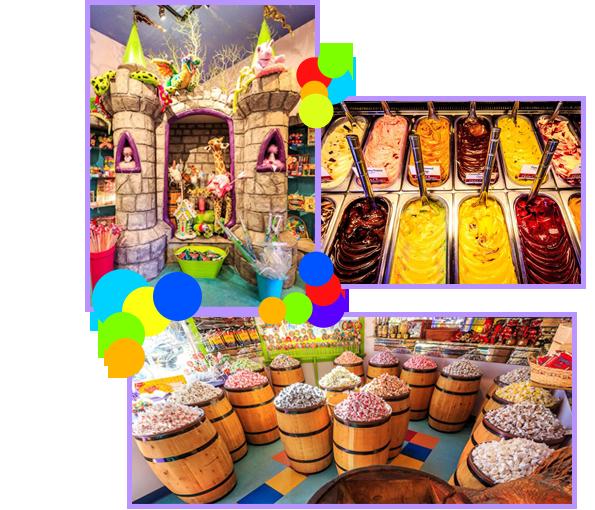 Candy Shop | Big Bear Lake, CA | The Village Sweet Shoppe