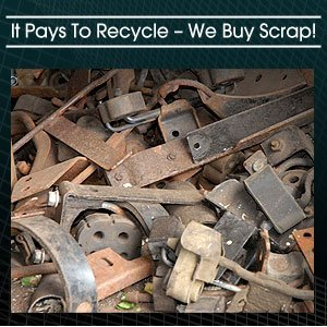 Metal Scrap Services - Klamath Falls, OR - Klamath Metals