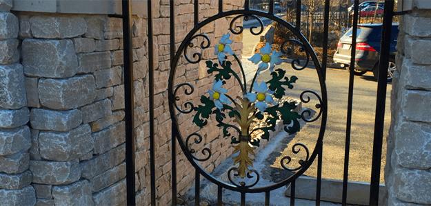 Attractive gates