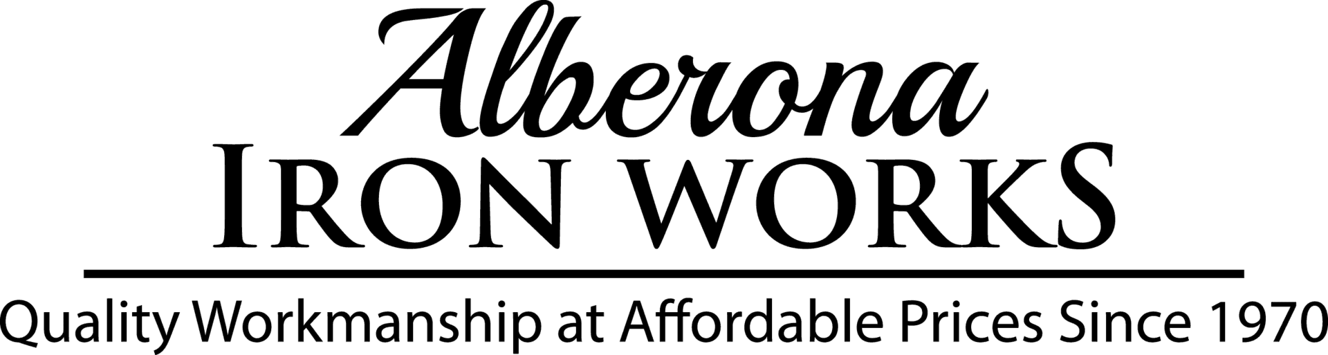 Alberona Iron Works Inc logo