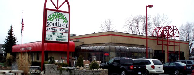 Soulliere Landscaping Garden Center Front Store