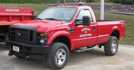 Maintenance Department   DuBoistown, PA   Borough of DuBoistown   570-323-3646