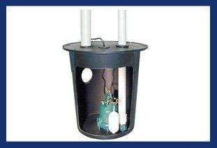 Zoeller Sewage Ejector