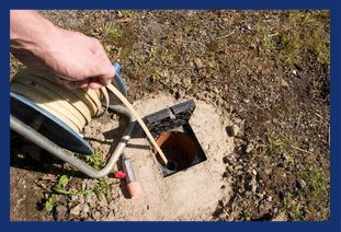 Drain and sewer inspection