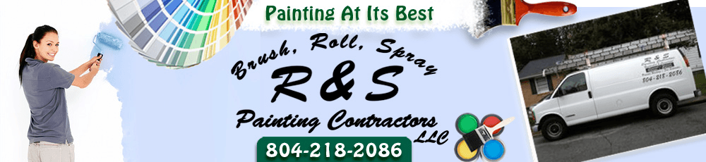 Painting Contractor - Colonial Heights VA - R & S Painting Contractors LLC
