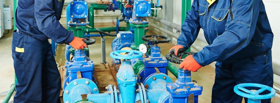 industrial plumbing