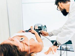 Chiropractic laser