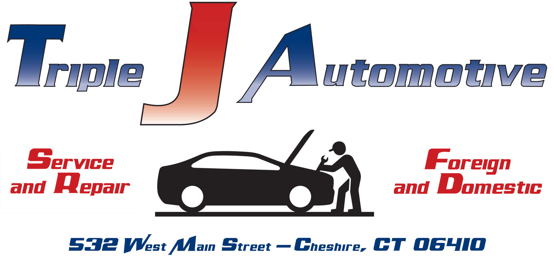 Triple J Automotive - Logo