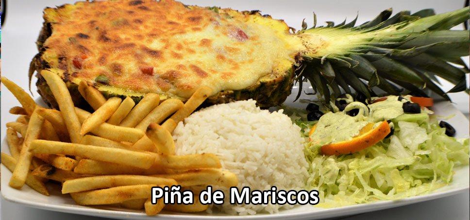 Pina De Mariscos
