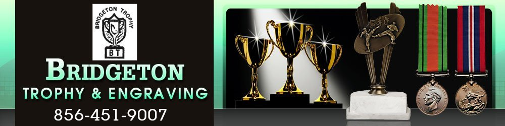 Trophy Engraver - Bridgeton, NJ - Bridgeton Trophy & Engraving