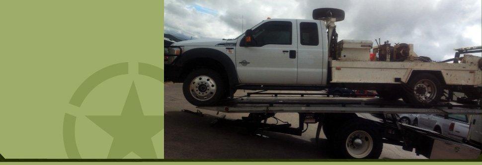 Motor Vehicle Towing | Elk City, OK | All Star Towing | 580-799-4539