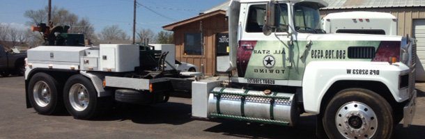 24 Hour Towing Service | Elk City, OK | All Star Towing | 580-799-4539