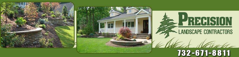 Landscape Designer,Middletown,NJ Precision Landscape Contractors