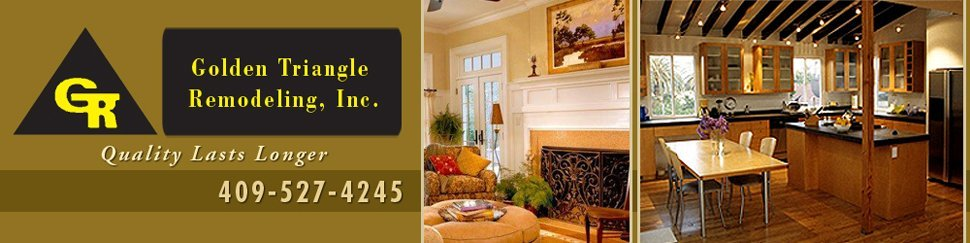 Home Improvement - Nederland, TX - Golden Triangle Remodeling, Inc.