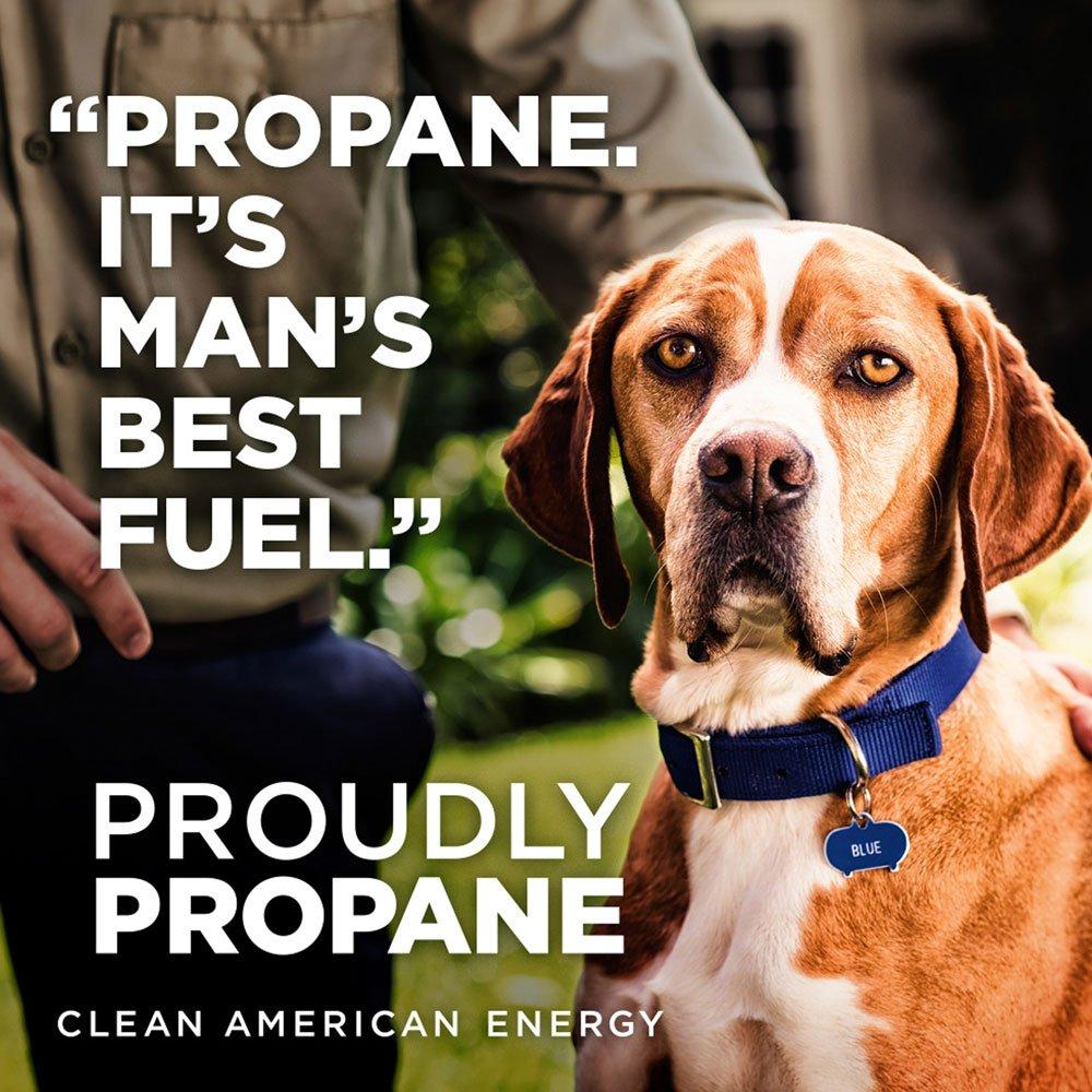 Rez-Bear Propane Budget Program - Propane it's man's best fuel
