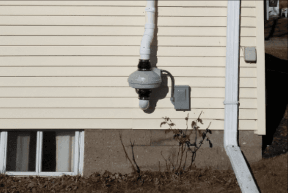 Tco radon radon removal dubuque ia for Cheap radon mitigation