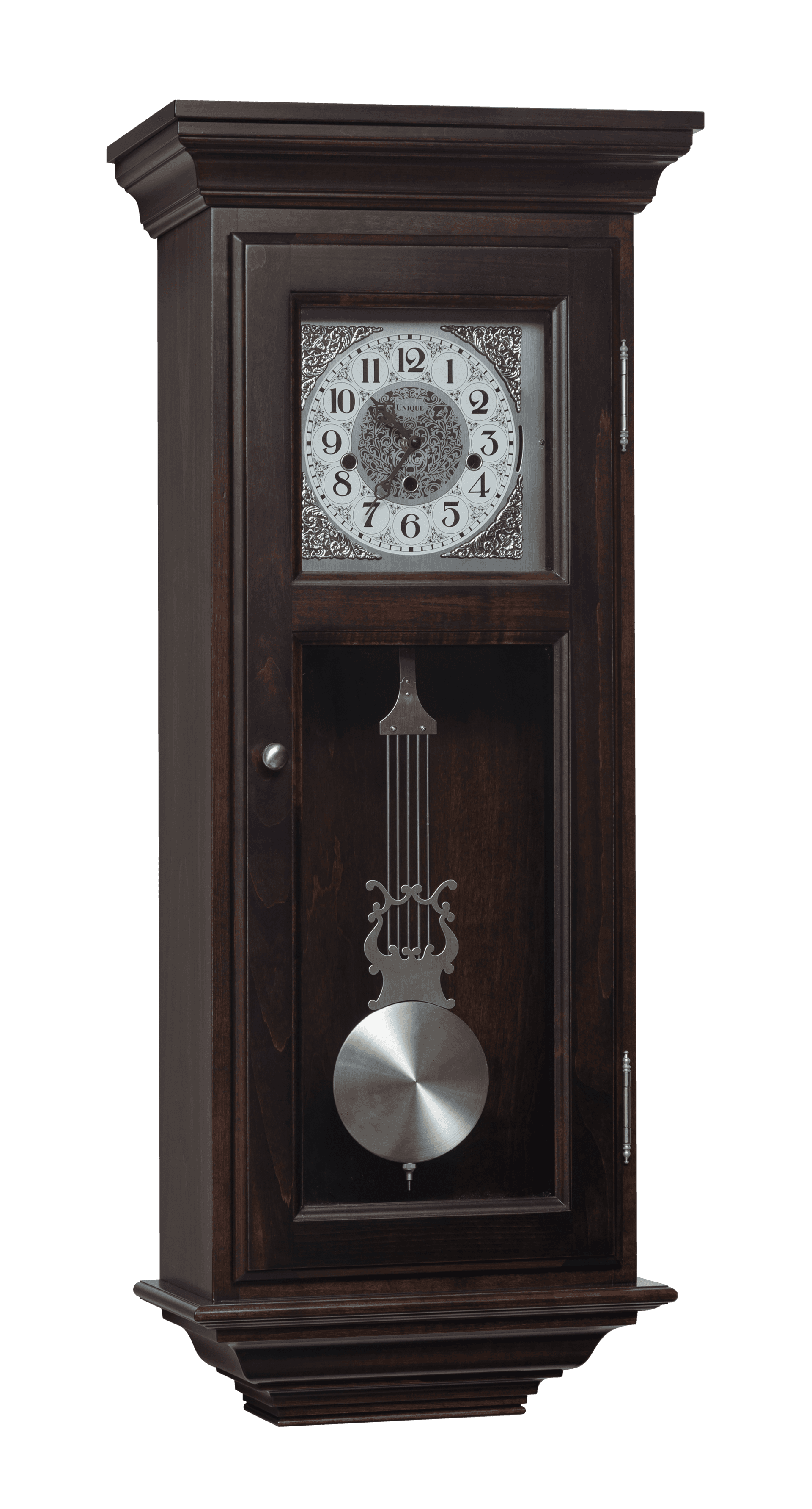 Custom clocks wood clocks paradise pa german made clock movements amipublicfo Images