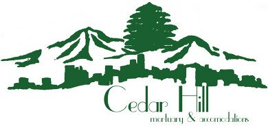 Cedar Hill Mortuary & Accommodations - Logo