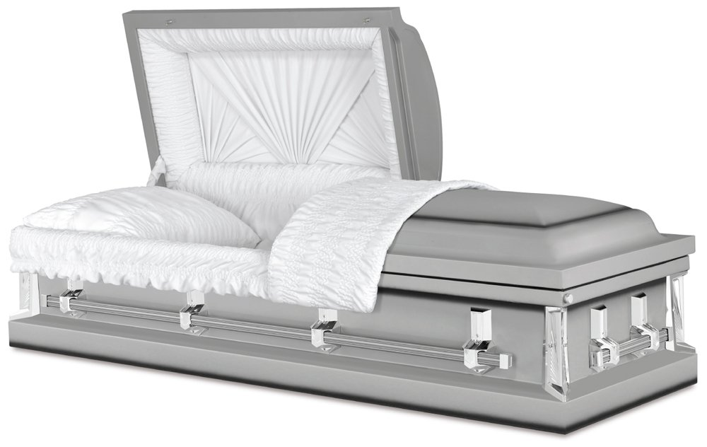 Non-gasketed caskets