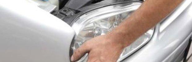 Headlight repairs