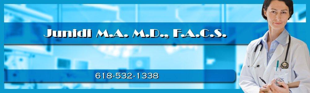 General Practice - Centralia, IL - Junidi M.A. M.D., F.A.C.S.