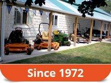 Lawn Equipment Shop - Herscher, IL - Herscher Auto Parts