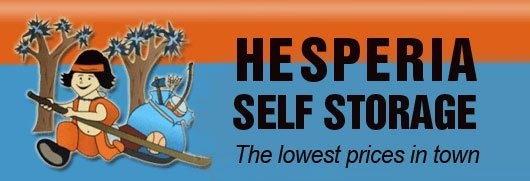 Hesperia Self Storage_ Logo