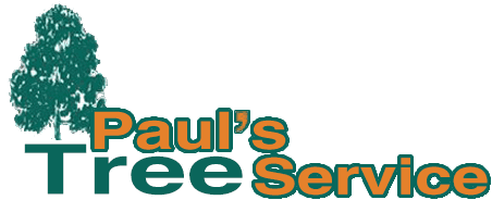Paul's Tree Service - Logo