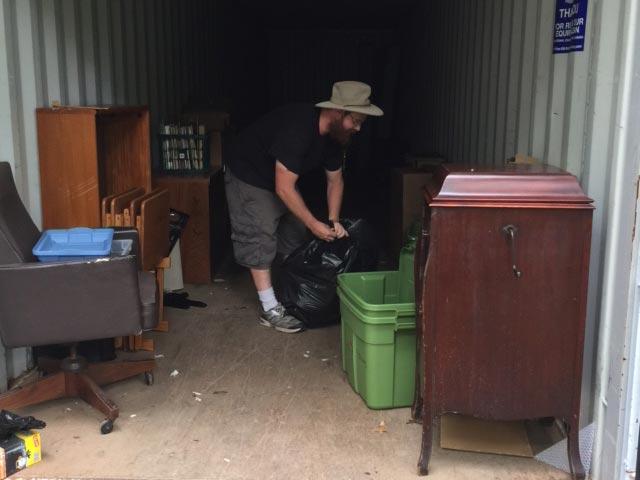 Junk removal service