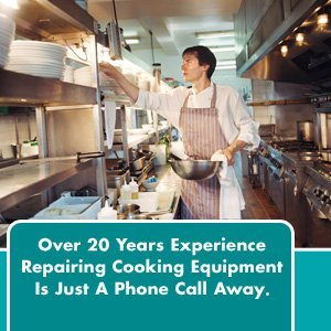 Commercial Cooking Appliance Services - Westchester, NY - Action Repair - Over 20 Years Experience Repairing Cooking Equipment Is Just A Phone Call Away, Dial 800-699-8933!