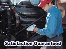 Truck Repair And Service - Harford, PA - Bennett's Garage & Spring Service - Satisfaction Guaranteed