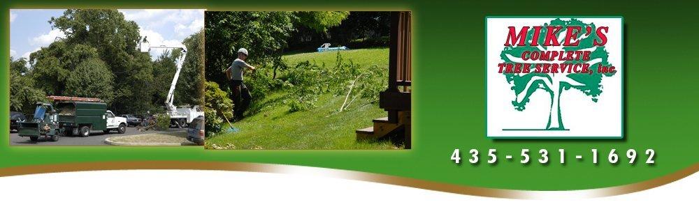 Tree Service Cedar City, UT - Mike's Complete Tree Service