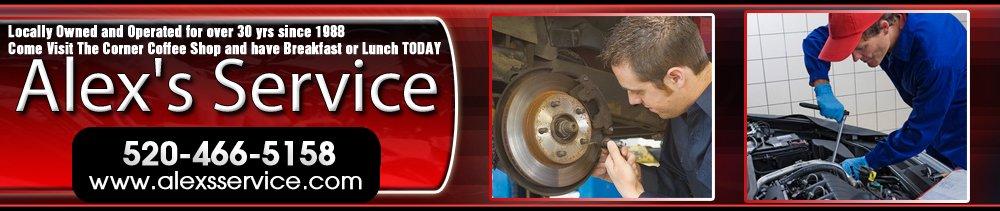 Auto Repair Shop - Arizona City, AZ - Alex's Service