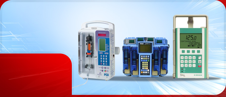 Pole mounted infusion devices | Effingham, IL | Novatek Medical | 217-347-1011
