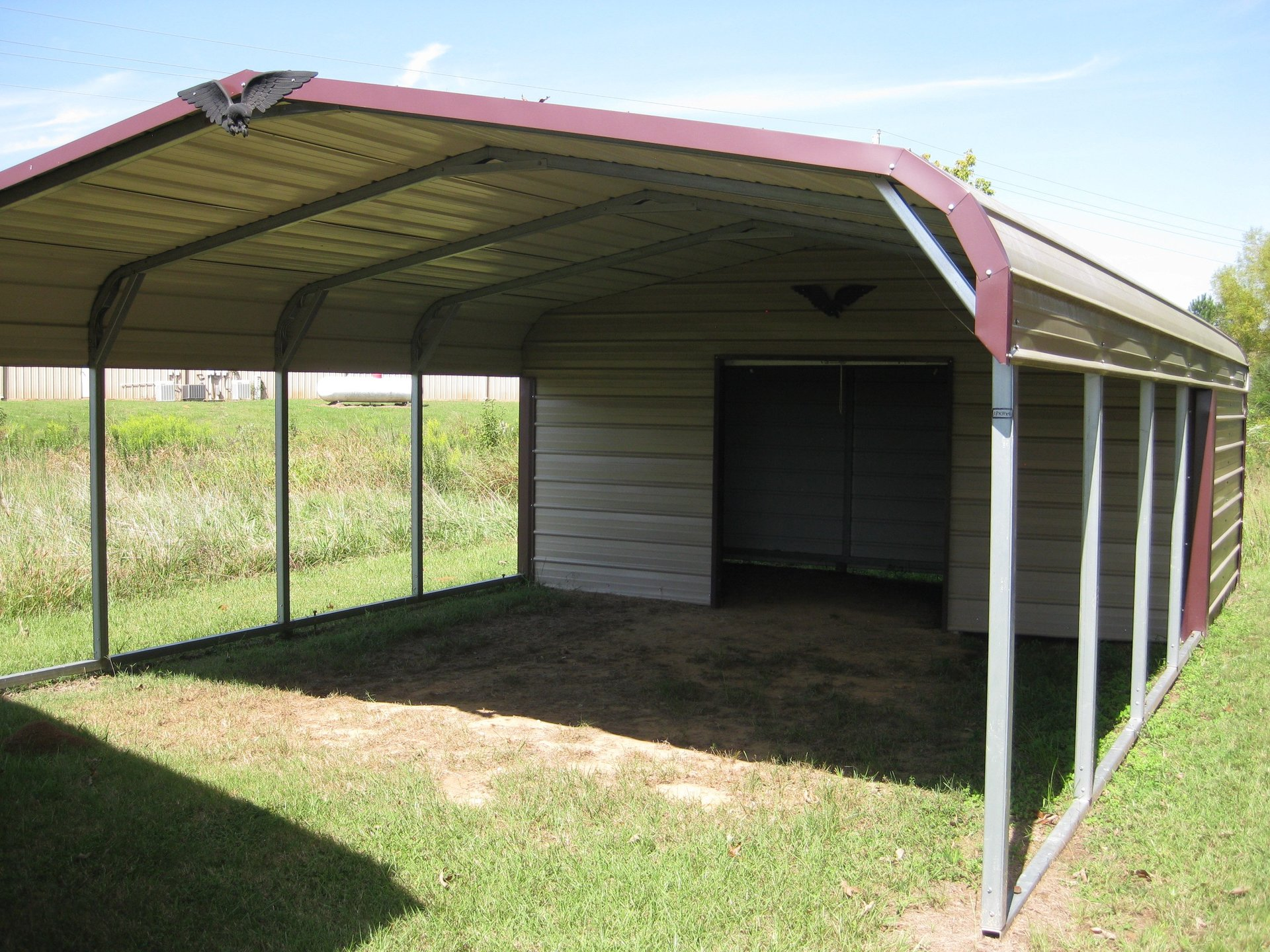 Metal Storage Buildings Jackson Ms Dandk Organizer