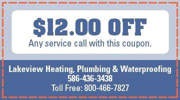 Warren, MI - Lakeview Heating, Plumbing & Waterproofing - HVAC Specials