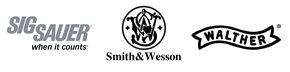 Sig Sauer, Smith & Wesson & Walther