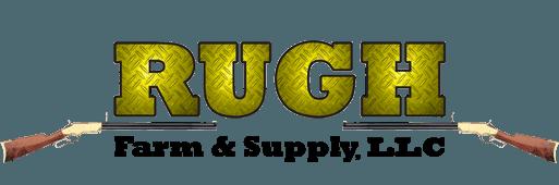 Rugh Farm & Supply logo