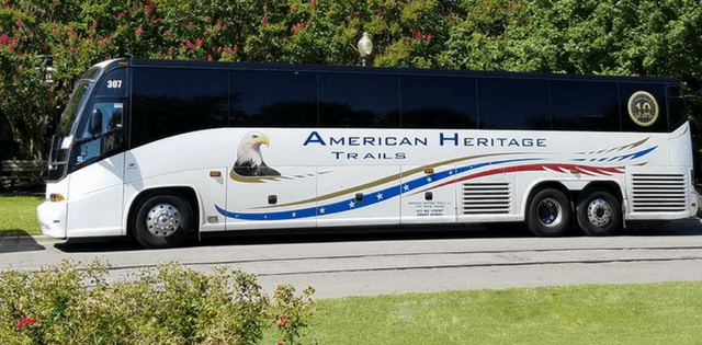 American Heritage Trails Bus