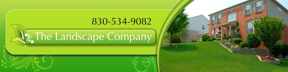 - Landscape Service Floresville, TX - The Landscape Company