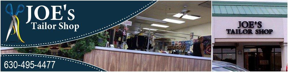 Lombard, IL - Joe's Tailor Shop