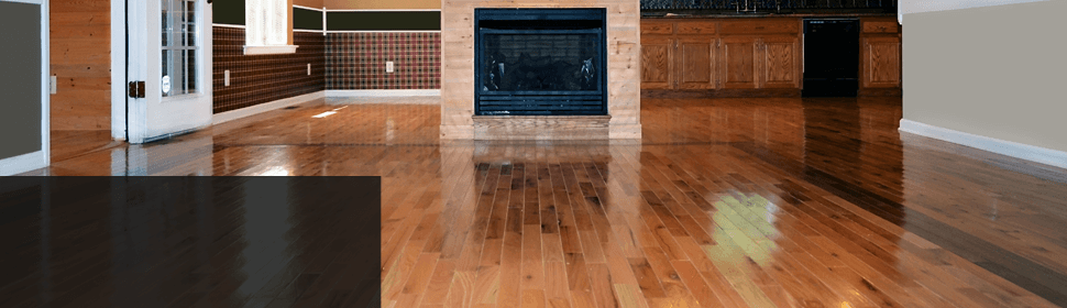 High quality hardwood floors