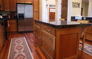 Countertop with drawers
