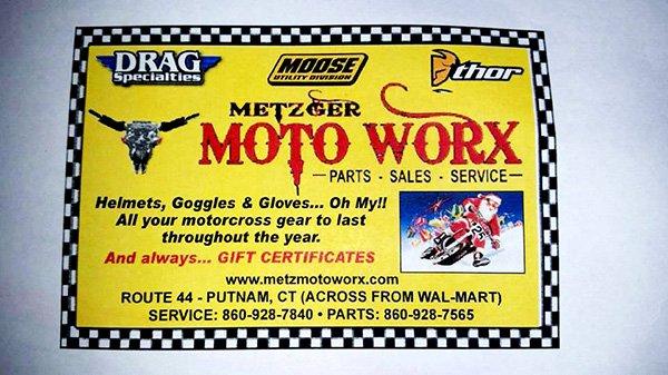 Moto work add